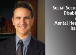 Social Security Disability & Mental Health Issues